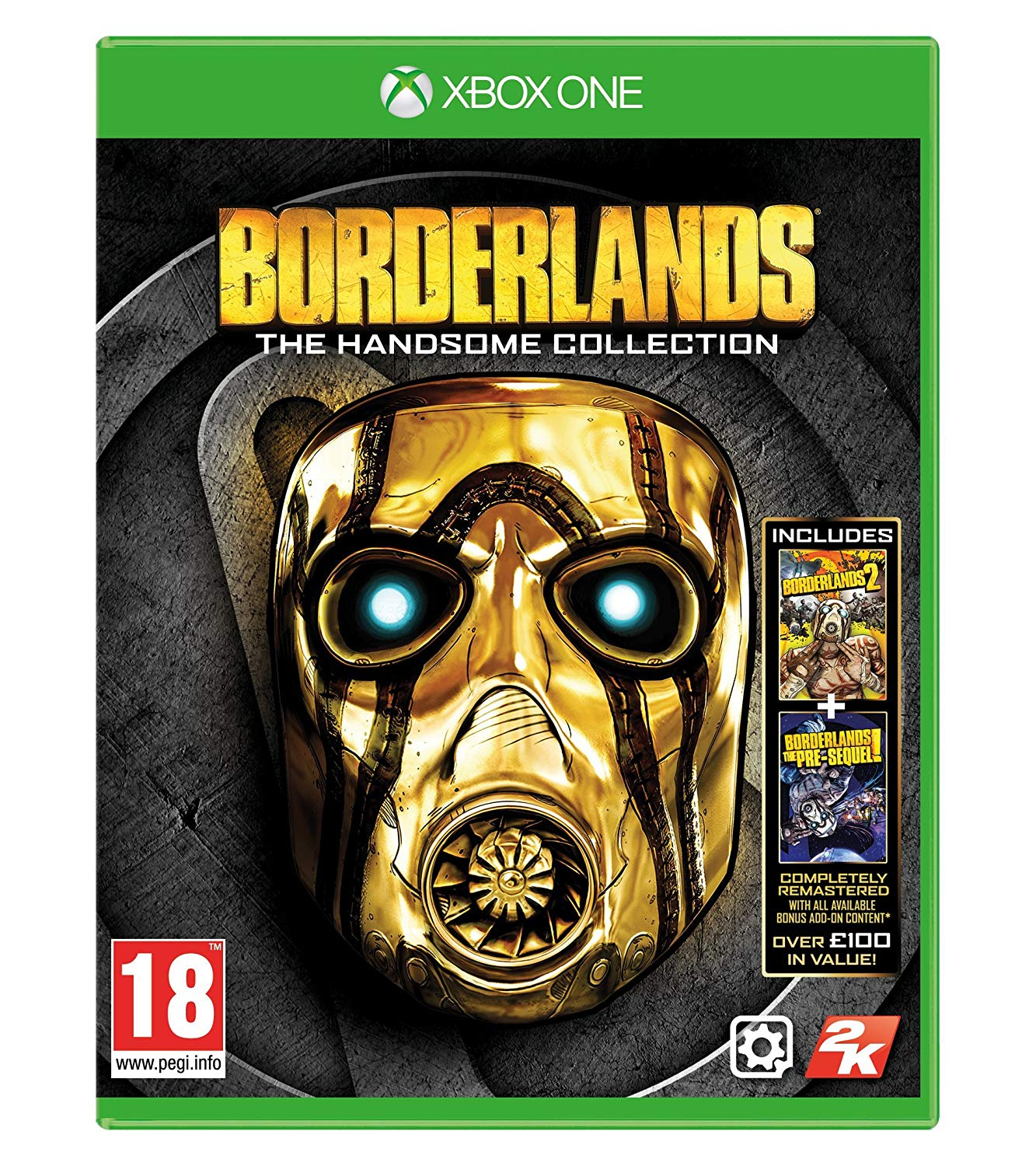 Borderlands: The Handsome Collection Xbox One, XBOX ONE, DVDMEGASTORE, DVDMEGASTORE