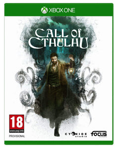 Call of Cthulhu XBOX ONE, XBOX ONE, DVDMEGASTORE, DVDMEGASTORE