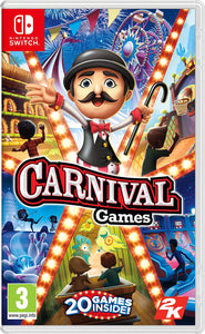 2K Games Carnival Games Nintendo Switch