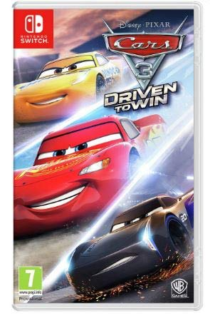 Cars 3 Driven to Win Nintendo Switch, Nintendo Switch, DVDMEGASTORE, DVDMEGASTORE