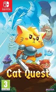 Cat Quest Nintendo Switch, Nintendo Switch, DVDMEGASTORE, DVDMEGASTORE