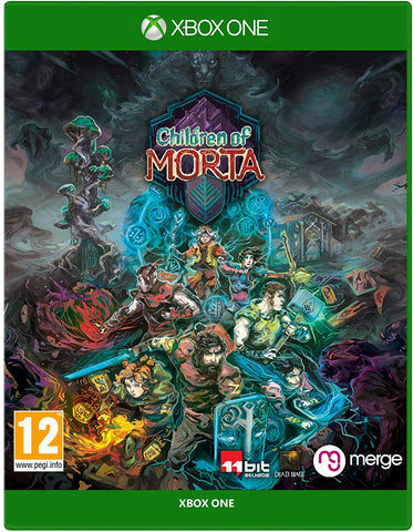 Children of Morta (Xbox One), XBOX ONE, DVDMEGASTORE, DVDMEGASTORE
