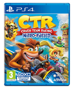 Crash™ Team Racing Nitro-Fueled PS4, PS4, DVDMEGASTORE, DVDMEGASTORE
