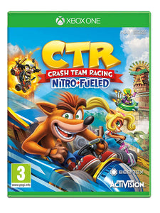 Crash™ Team Racing Nitro-Fueled Xbox One, XBOX ONE, DVDMEGASTORE, DVDMEGASTORE