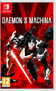 Daemon X Machina Nintendo Switch, Nintendo Switch, DVDMEGASTORE, DVDMEGASTORE