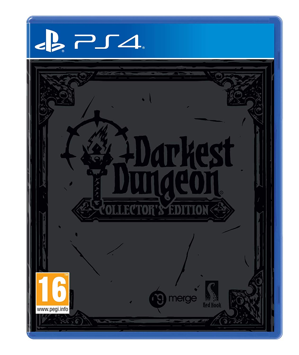 Darkest Dungeon Collector's Edition PS4, PS4, DVDMEGASTORE, DVDMEGASTORE
