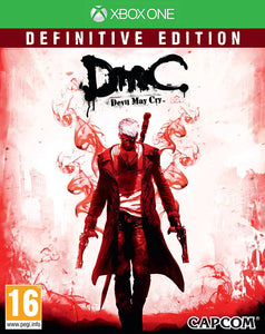 Devil May Cry: Definitive Edition XBOX ONE, XBOX ONE, DVDMEGASTORE, DVDMEGASTORE