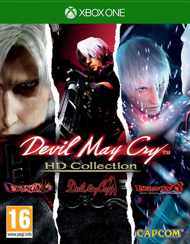 Devil May Cry HD Collection Xbox One, XBOX ONE, DVDMEGASTORE, DVDMEGASTORE