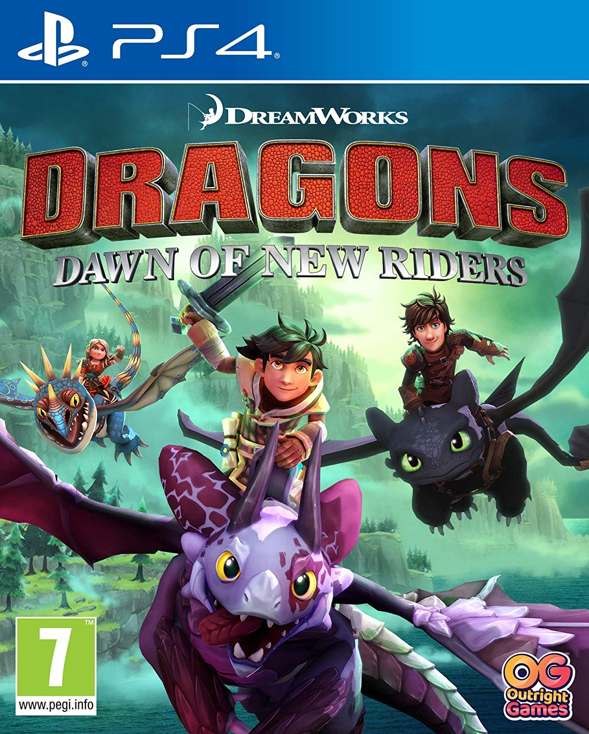 Dragons Dawn of New Riders PS4, PS4, DVDMEGASTORE, DVDMEGASTORE