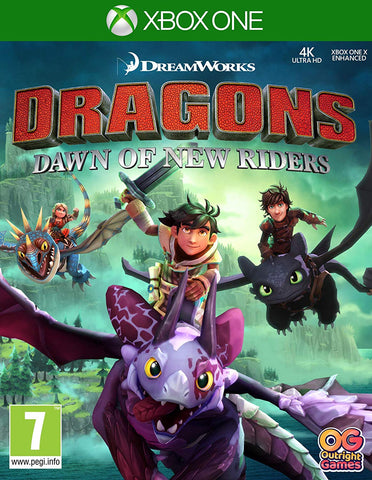 Dragons Dawn of New Riders Xbox One, XBOX ONE, DVDMEGASTORE, DVDMEGASTORE