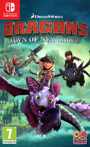 Dragons Dawn of New Riders Nintendo Switch, Nintendo Switch, DVDMEGASTORE, DVDMEGASTORE