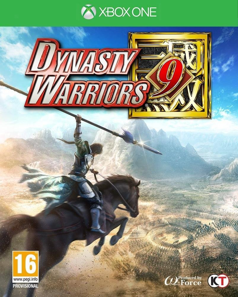 Dynasty Warriors 9 Xbox One, XBOX ONE, DVDMEGASTORE, DVDMEGASTORE