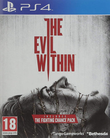 The Evil Within PS4, PS4, DVDMEGASTORE, DVDMEGASTORE