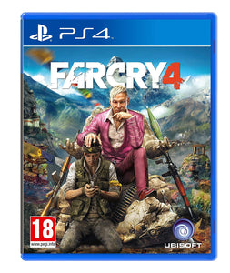 Far Cry 4 - Standard Edition PS4, PS4, DVDMEGASTORE, DVDMEGASTORE