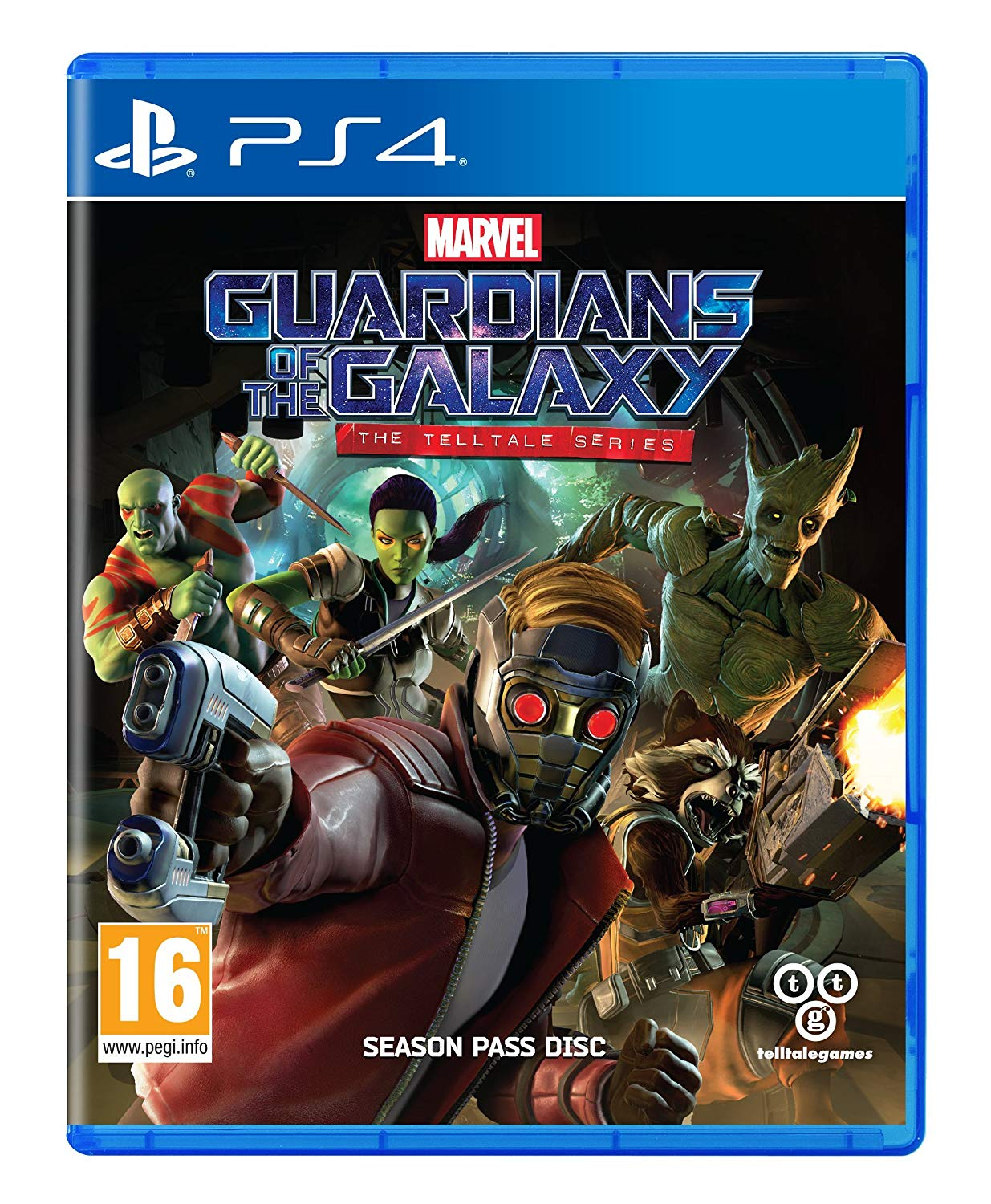 Guardians Of The Galaxy: The Telltale Series PS4, PS4, DVDMEGASTORE, DVDMEGASTORE