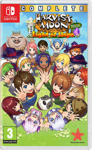 Harvest Moon: Light of Hope Complete Special Edition Nintendo Switch