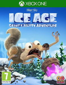 Ice Age: Scrat's Nutty Adventure Xbox One