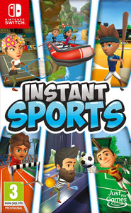 Instant Sports Nintendo Switch, Nintendo Switch, DVDMEGASTORE, DVDMEGASTORE