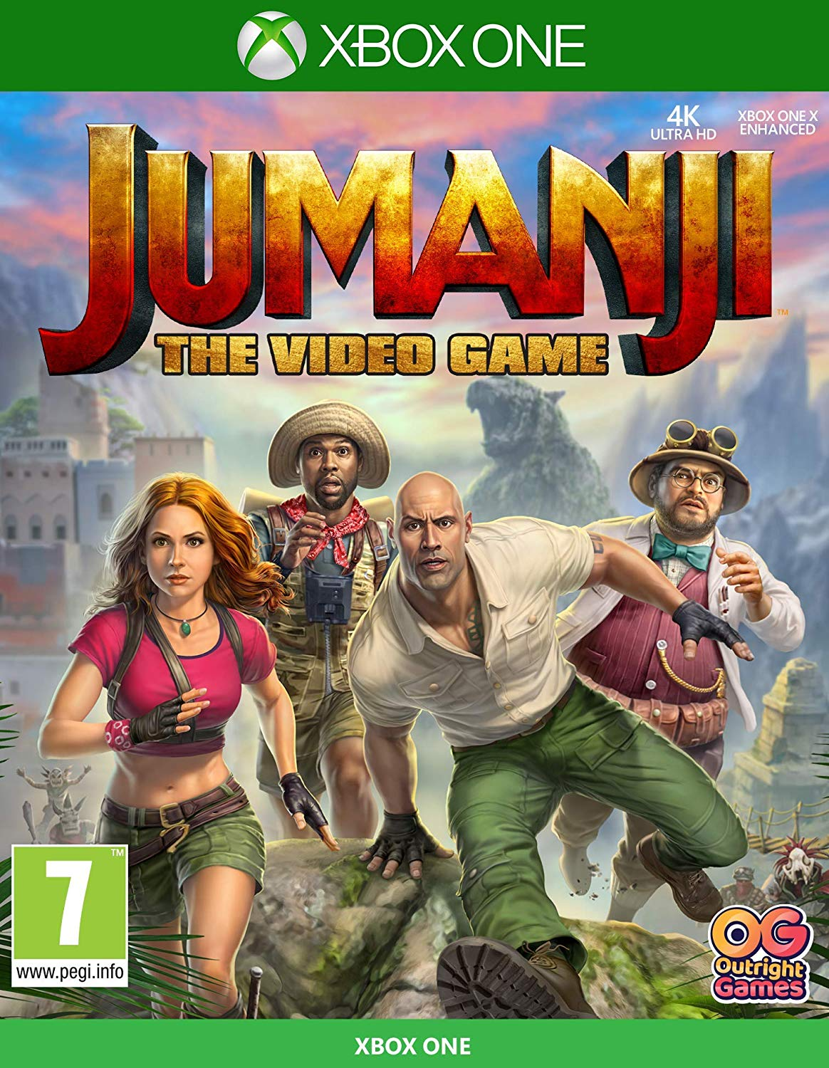 Jumanji: The Video Game (Xbox One), XBOX ONE, DVDMEGASTORE, DVDMEGASTORE
