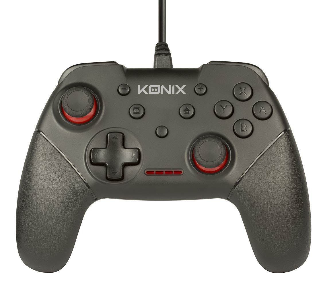 Konix Wired Pro Gaming Contoller Nintendo Switch
