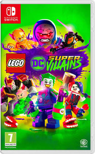 LEGO DC Super-Villains Nintendo Switch, Nintendo Switch, DVDMEGASTORE, DVDMEGASTORE