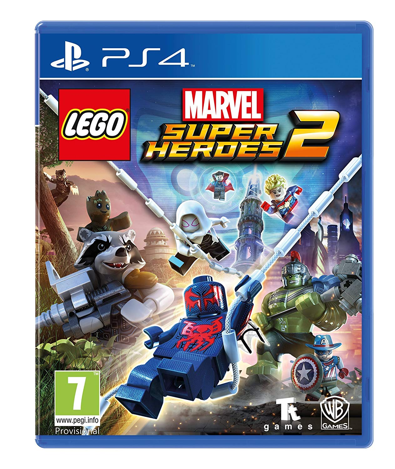 LEGO Marvel Superheroes 2 PS4