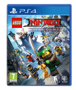 LEGO Ninjago Movie Game Videogame PS4