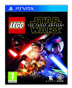 LEGO Star Wars: The Force Awakens Playstation Vita, PS Vita, DVDMEGASTORE, DVDMEGASTORE