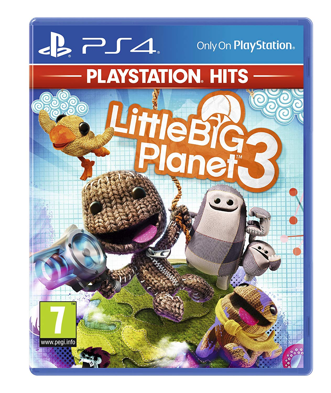 LittleBigPlanet 3 - PlayStation Hits (PS4)