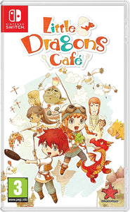 Little Dragons Cafe Nintendo Switch