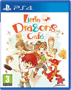 Little Dragons Cafe PS4, PS4, DVDMEGASTORE, DVDMEGASTORE