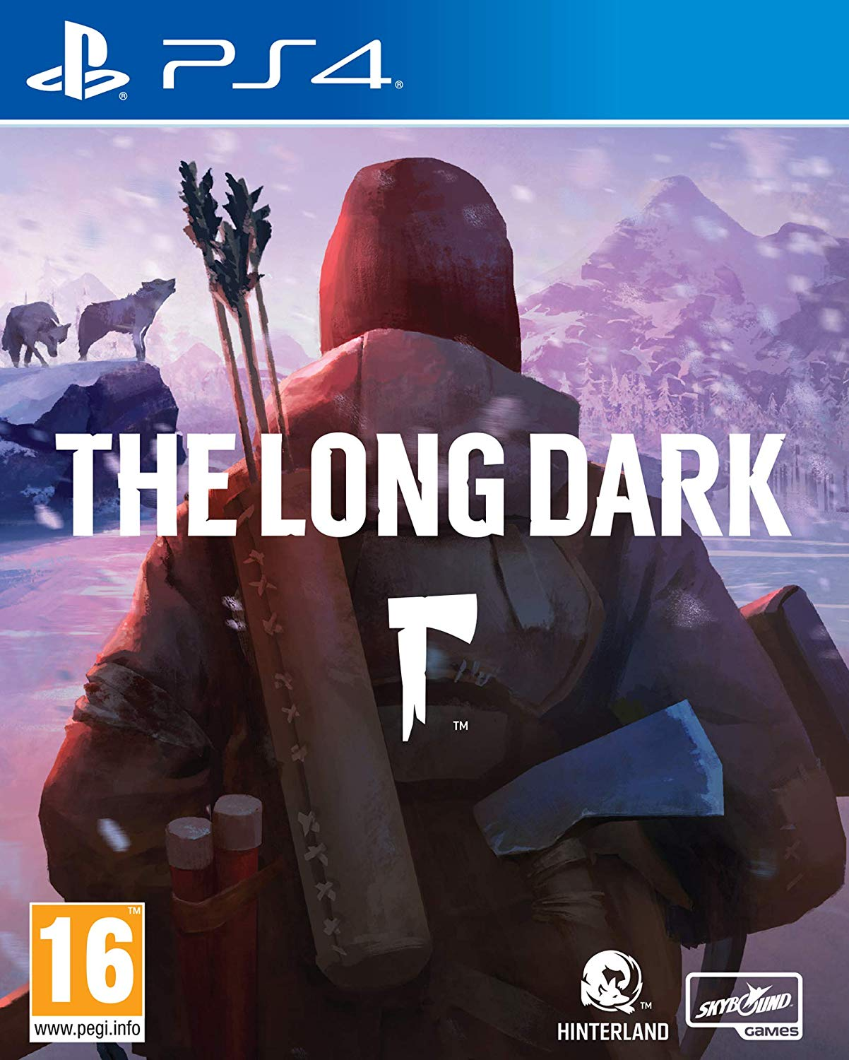The Long Dark PS4, PS4, DVDMEGASTORE, DVDMEGASTORE