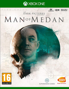 The Dark Pictures Anthology - Man of Medan Xbox One
