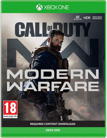 Call of Duty: Modern Warfare Xbox One