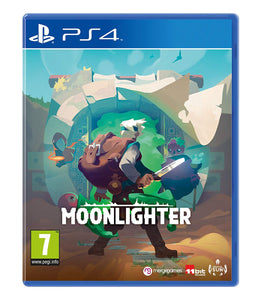 Moonlighter PS4, PS4, DVDMEGASTORE, DVDMEGASTORE