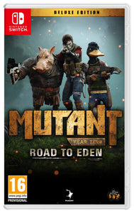 Mutant Year Zero: Road to Eden - Deluxe Edition Switch