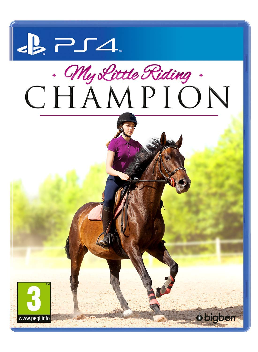 My Little Riding Champion PS4, PS4, DVDMEGASTORE, DVDMEGASTORE