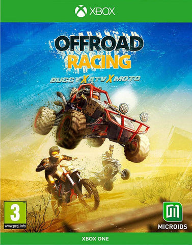 Off Road Racing - Xbox One, XBOX ONE, DVDMEGASTORE, DVDMEGASTORE