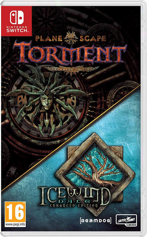 Planescape: Torment & Icewind Dale Enhanced Edition Nintendo Switch