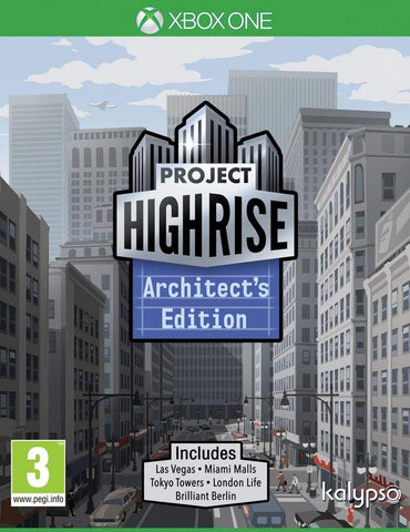 Project Highrise Architects Edition Xbox One