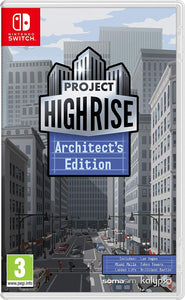 Project Highrise Architects Edition Nintendo Switch, Nintendo Switch, DVDMEGASTORE, DVDMEGASTORE
