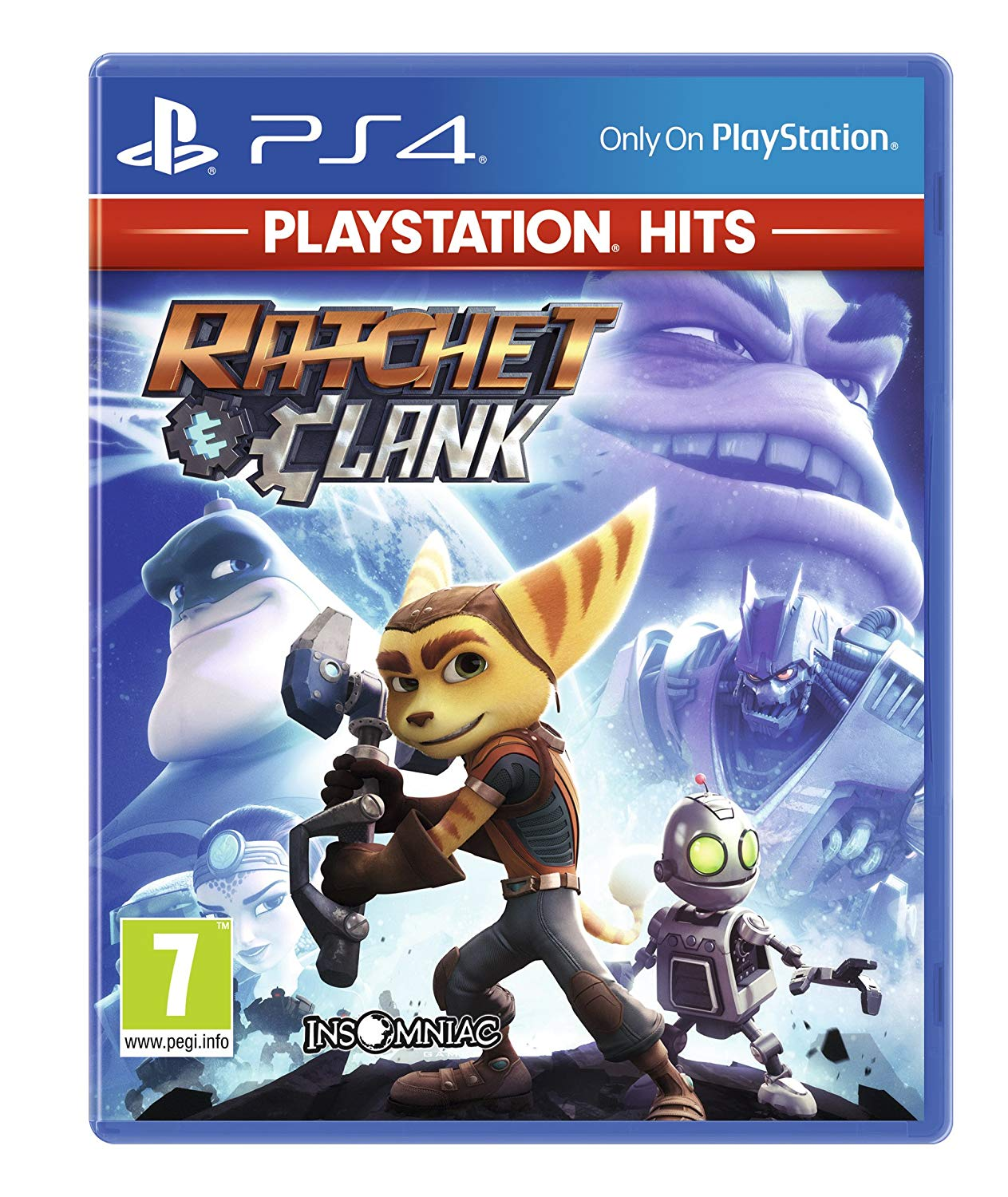 Ratchet and Clank PlayStation Hits PS4, PS4, DVDMEGASTORE, DVDMEGASTORE