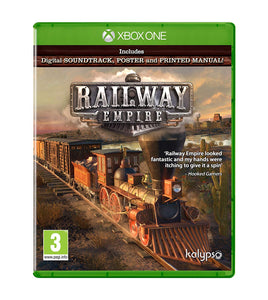 Railway Empire Xbox One