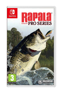 Rapala Fishing Pro Series Nintendo Switch, Nintendo Switch, DVDMEGASTORE, DVDMEGASTORE