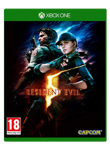 Resident Evil 5 HD Remake XBOX ONE