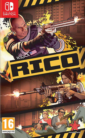 R.I.C.O. Nintendo Switch