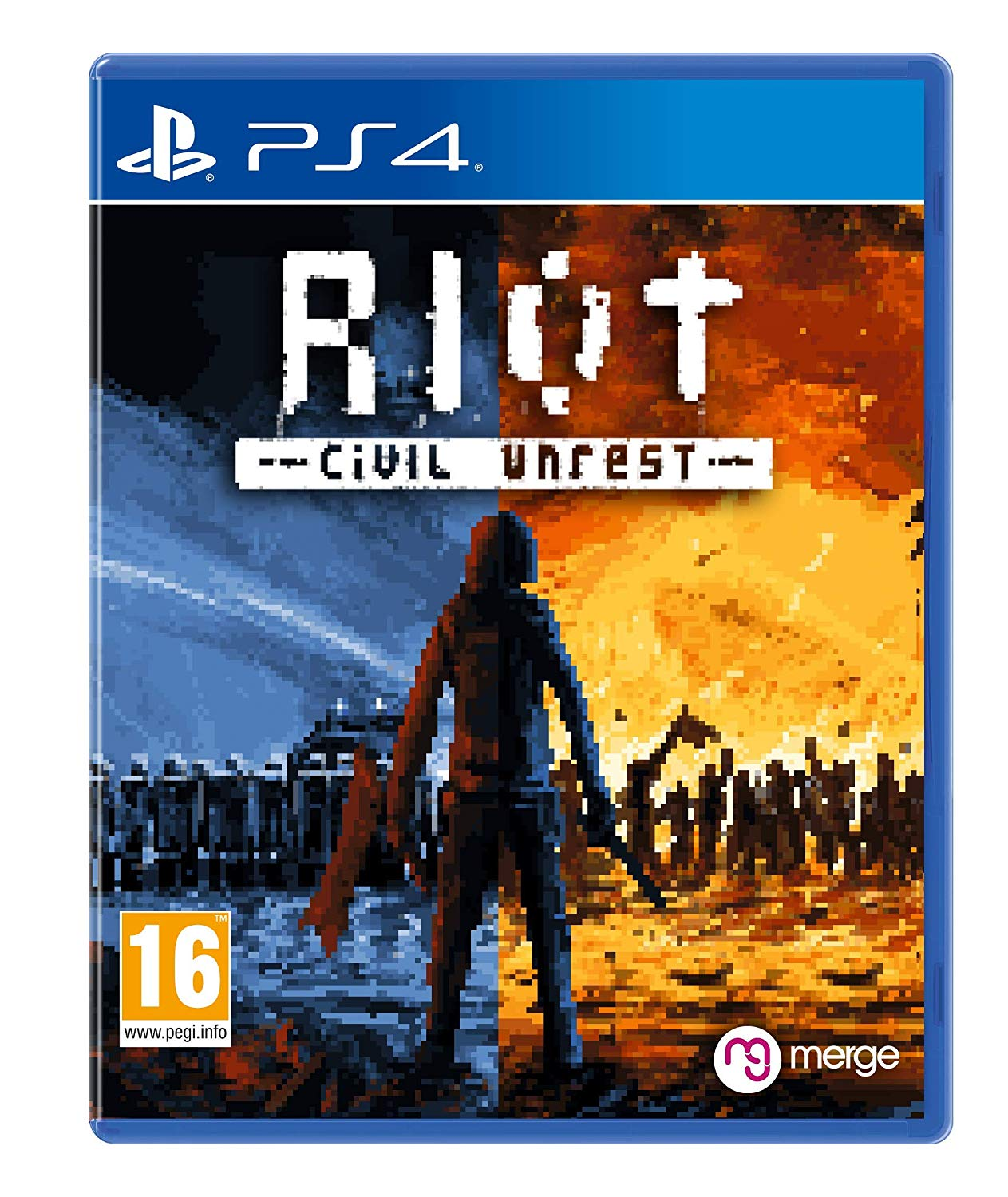Riot: Civil Unrest PS4