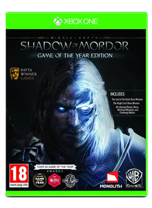 Middle - Earth: Shadow Of Mordor Game Of The Year Edition XBOX ONE