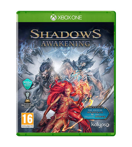 Shadows Awakening Xbox One