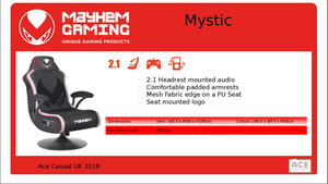 Mayhem Mystic 2.1